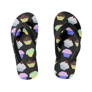 Chanclas Para Niños Flips-flopes de las magdalenas
