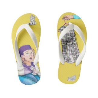 Chanclas Para Niños Flips-flopes de Molly McBride
