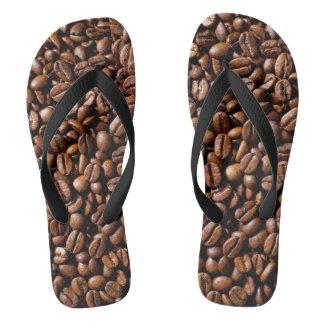 Chanclas Tienda conceptual de los granos de café del