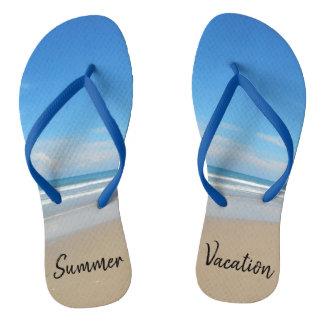 Chanclas Vacaciones de verano