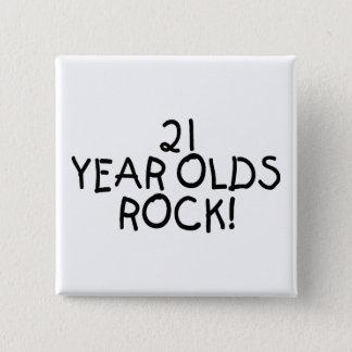Chapa Cuadrada 21 años de la roca
