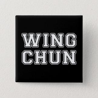 Chapa Cuadrada Ala Chun