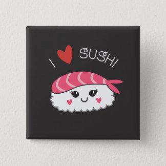 Chapa Cuadrada Amo el sushi