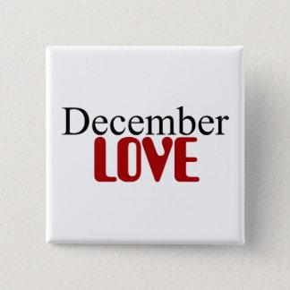 Chapa Cuadrada Amor de diciembre