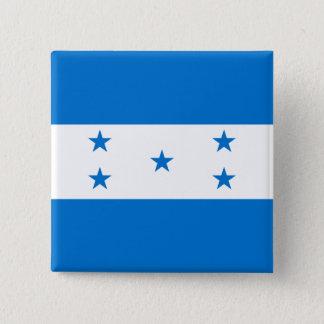 Chapa Cuadrada Bandera de Honduras