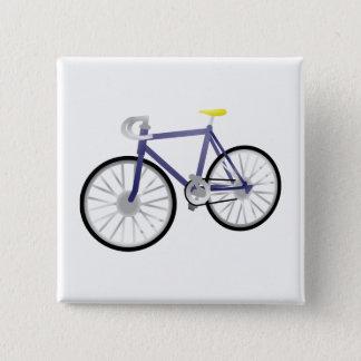 Chapa Cuadrada Bicicleta