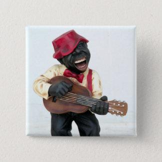 Chapa Cuadrada Blues guitar usted