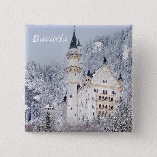 Chapa Cuadrada Castillo de Neuschwanstein