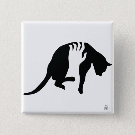 Chapa Cuadrada Cat