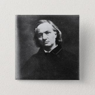 Chapa Cuadrada Charles Baudelaire