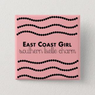 Chapa Cuadrada Chica de la costa este con encanto meridional de