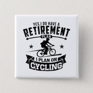 Chapa Cuadrada Ciclo del plan de retiro