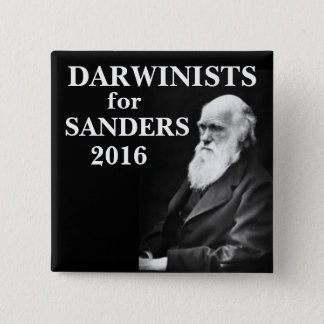Chapa Cuadrada Darwinists para las chorreadoras