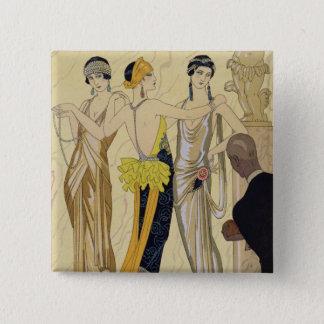 Chapa Cuadrada El juicio de París, 1920-30 (impresión del