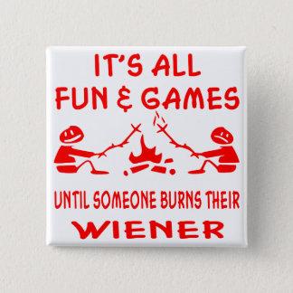 Chapa Cuadrada Es toda la diversión y juegos hasta que alguien