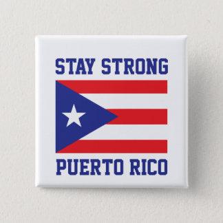 Chapa Cuadrada Estancia Puerto Rico fuerte