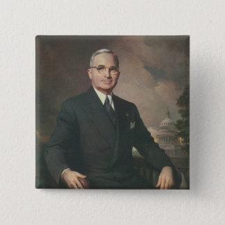 Chapa Cuadrada Harry Truman