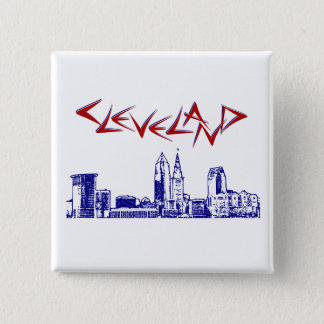 Chapa Cuadrada Horizonte de Cleveland