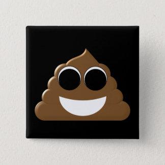 Chapa Cuadrada Impulso divertido Emoji