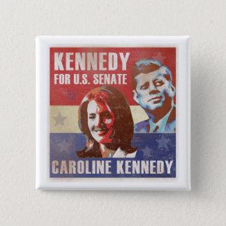 Chapa Cuadrada Kennedy comienza la campaña para el senado