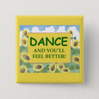 Chapa Cuadrada La danza y usted sentirán mejor