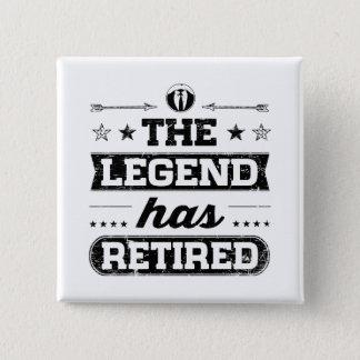Chapa Cuadrada La leyenda se ha retirado