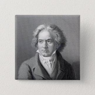 Chapa Cuadrada Ludwig van Beethoven