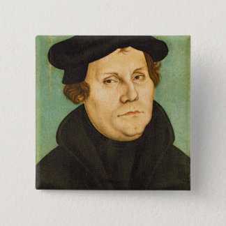 Chapa Cuadrada Luther como profesor, 1529