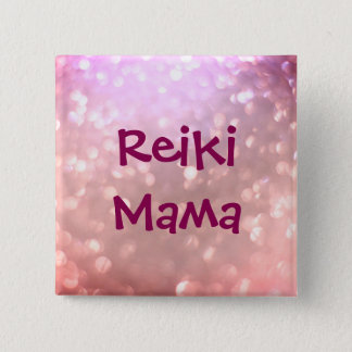 Chapa Cuadrada Mamá de Reiki