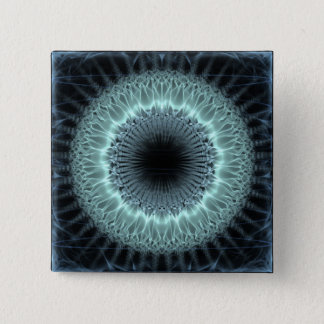Chapa Cuadrada Mandala del fractal