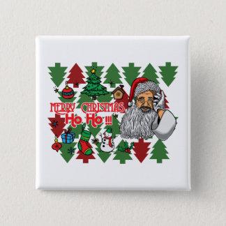 Chapa Cuadrada No hace usted ama la estación del navidad