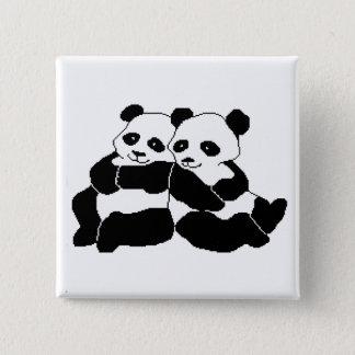 Chapa Cuadrada Pandas