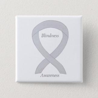 Chapa Cuadrada Pin blanco del personalizado de la cinta de la