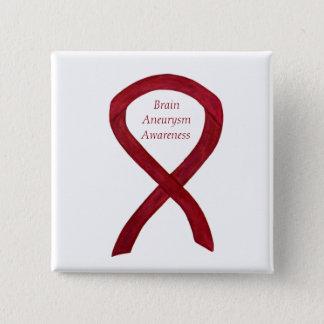 Chapa Cuadrada Pin de encargo del arte de la cinta de la