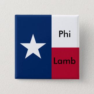 Chapa Cuadrada Pin de la lambda TX de la phi de la sigma