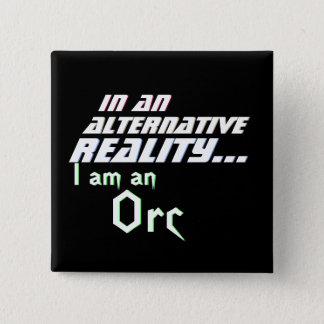 Chapa Cuadrada Realidad alternativa MMORPG Orc