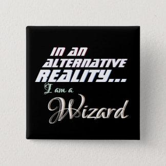 Chapa Cuadrada RPG alternativo del mago de la realidad