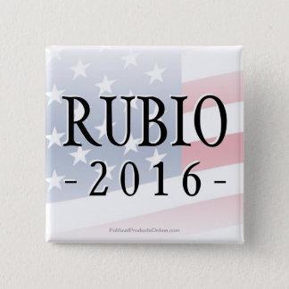 Chapa Cuadrada Rubio 2016, Marco para el presidente