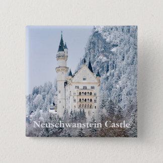 Chapa Cuadrada Schloss Neuschwanstein