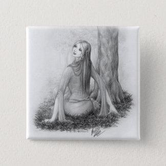 Chapa Cuadrada Señora del duende