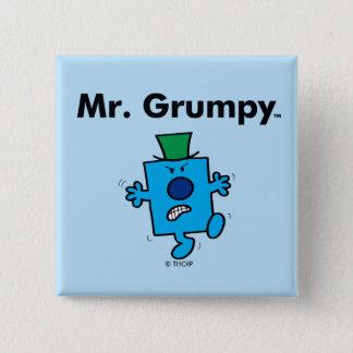 Chapa Cuadrada Sr. Grumpy de Sr. Men el | es un Grump