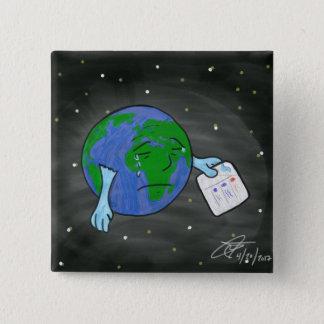 Chapa Cuadrada Tierra triste
