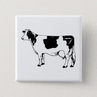 Chapa Cuadrada Vaca