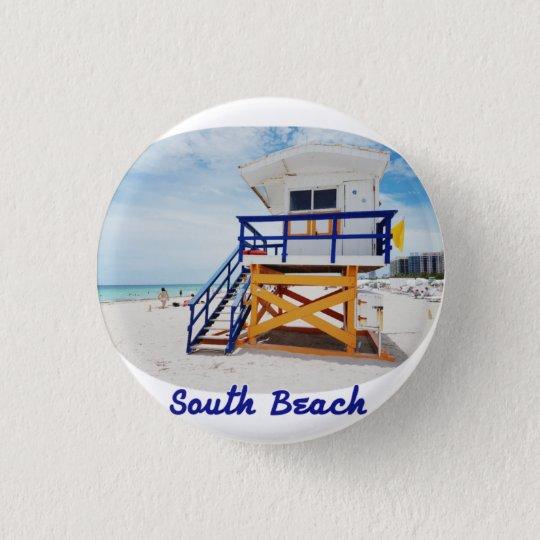 Chapa de Miami South Beach Patrol