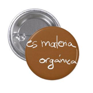 Chapa Materia orgánica