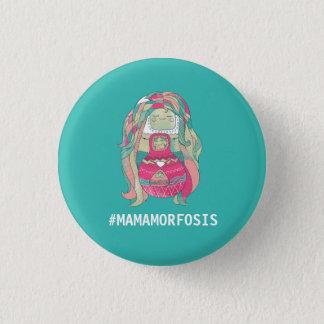 Chapa redonda 3cm #mamamorfosis