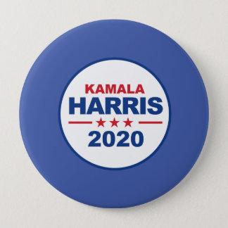 Chapa Redonda De 10 Cm Kamala Harris 2020 - pegatina -