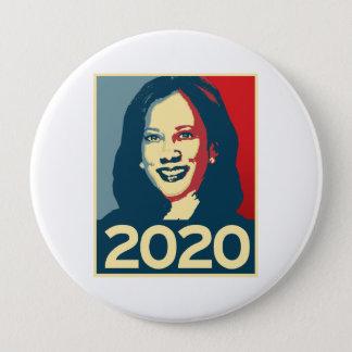 Chapa Redonda De 10 Cm Poster 2020 de Kamala -