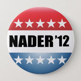 CHAPA REDONDA DE 10 CM RALPH NADER