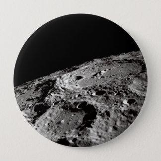 Chapa Redonda De 10 Cm superficie lunar